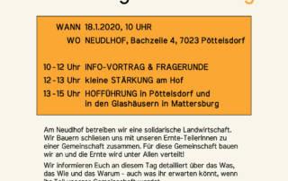 Infotag Neuldhof